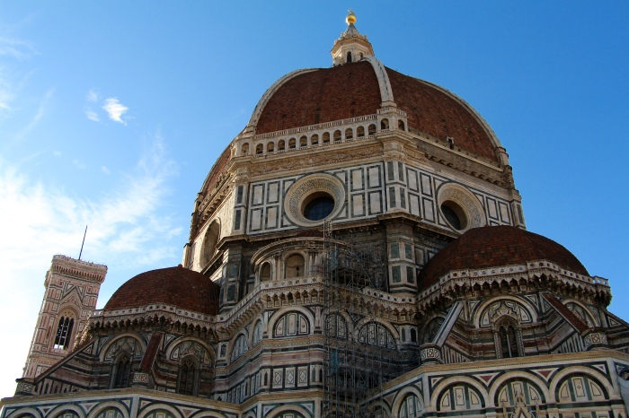 my favourite shot of the Florence Duomo & Santa Maria del Fiore Cathedral