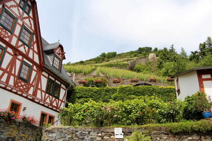 Bacharach, Rhine River Valley, Germany