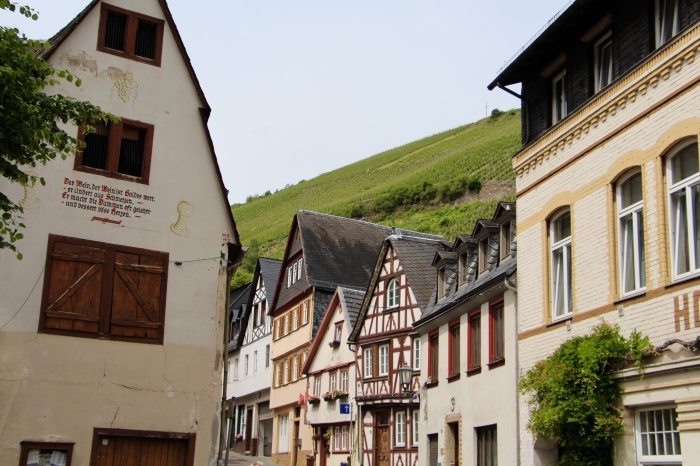 Bacharach, Rhine River Valley, Germany
