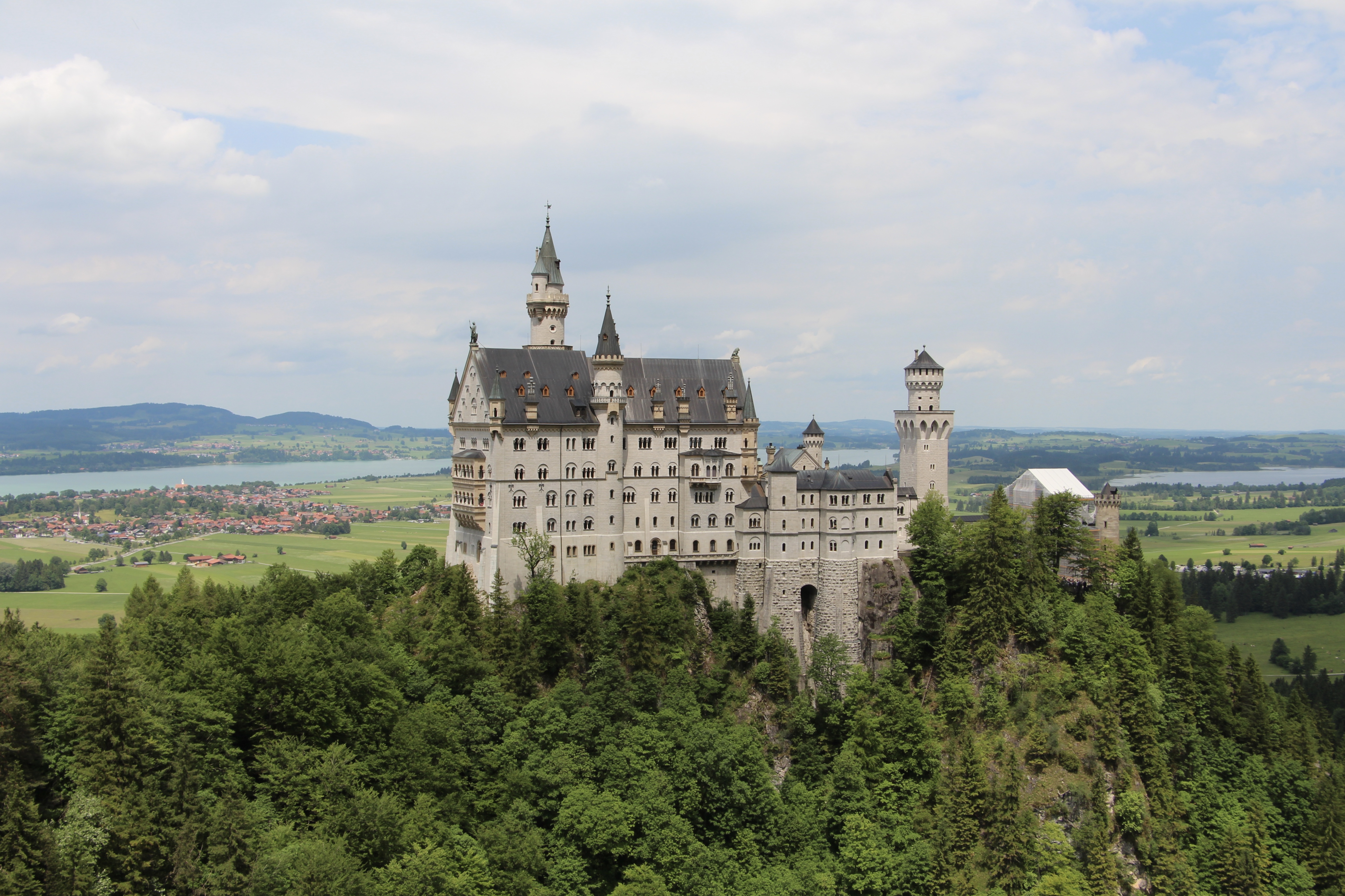 A Day Trip from Munich - Visiting Neuschwanstein Castle in ...